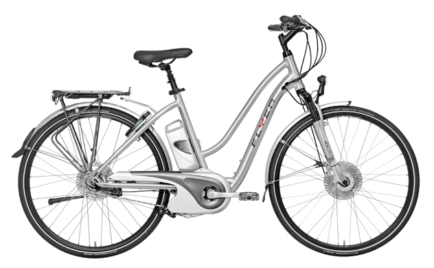 Rent or hire electric bike in Barcelona