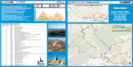 Barcelona mountain bike tour selfguided