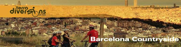Bike Barcelonoa Countryside